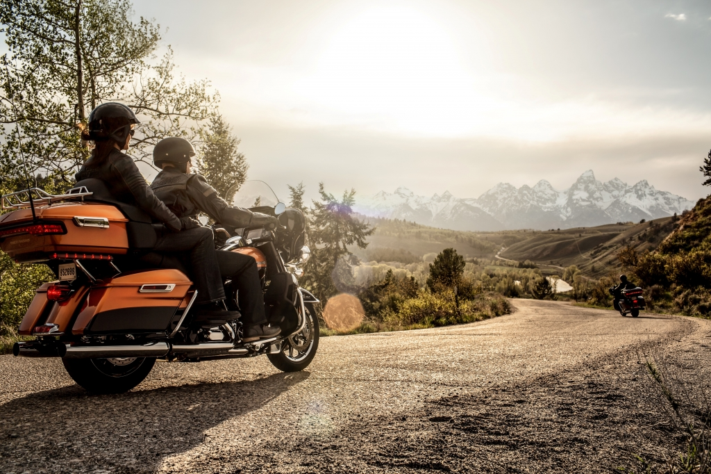 Touring - Electra Glide® Ultra Limited