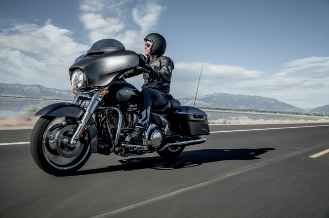 Touring – Street Glide®