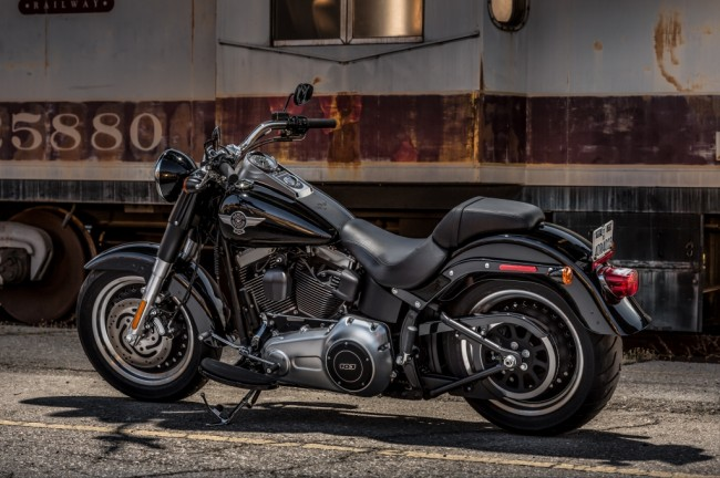 Softail – Fat Boy® Special