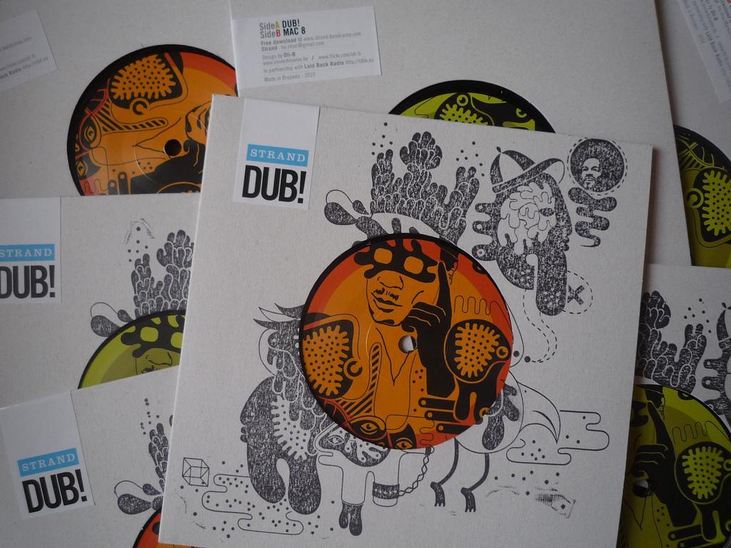 Strand & Oli-B present Dub!