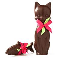 paques chat maison du chocolat