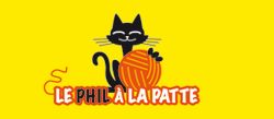 Logo phil a la patte